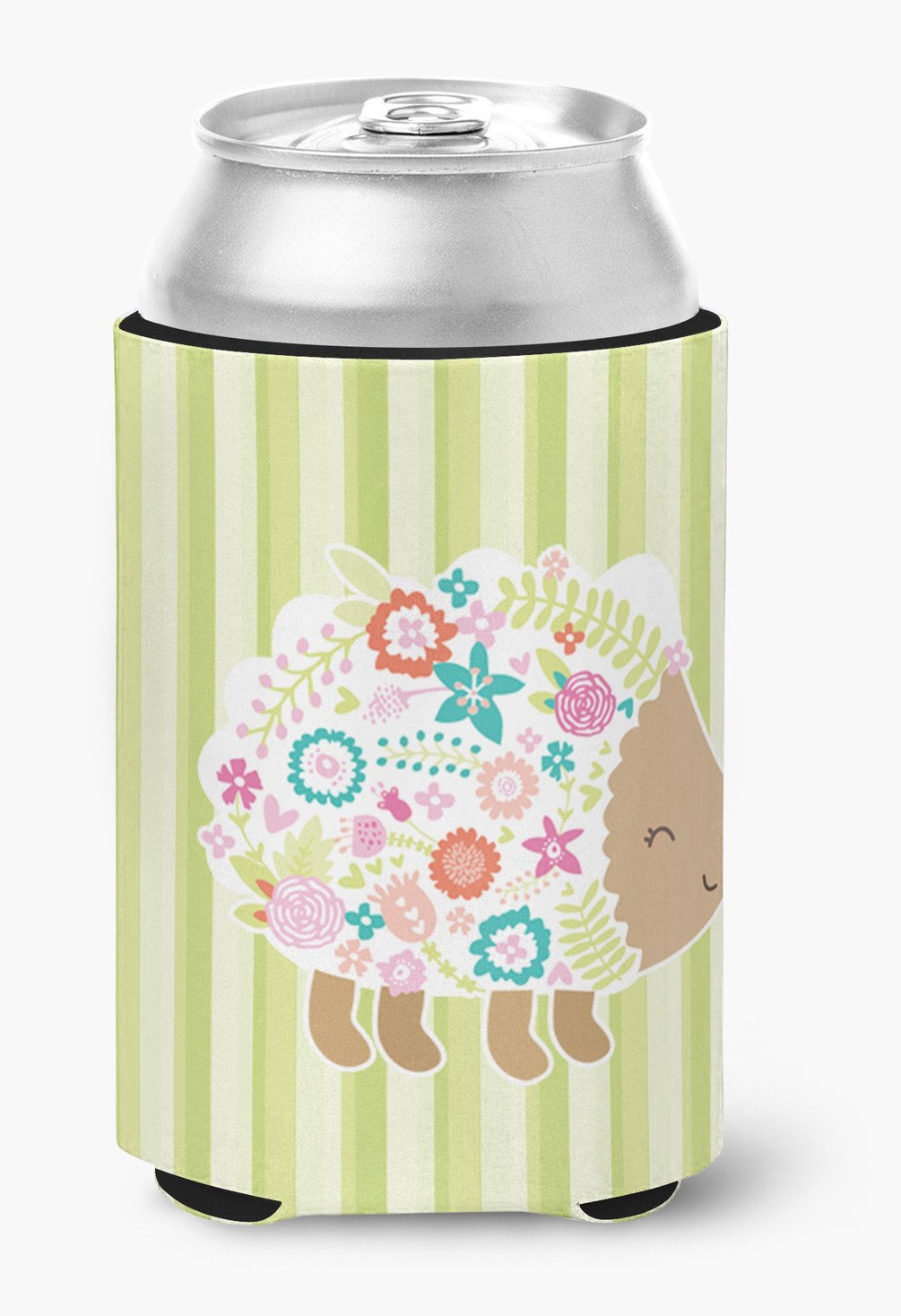 Buy this Flowered Hedgehog Can or Bottle Hugger BB6935CC