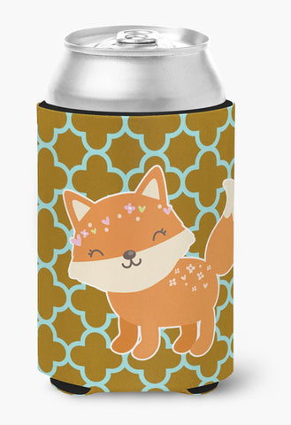 Buy this Fox on Quatrafoil Can or Bottle Hugger BB6939CC