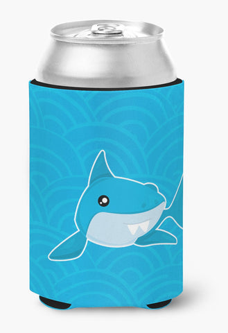 Buy this Shark with Waves Can or Bottle Hugger BB6943CC