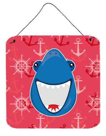 Buy this Shark Wide Open Wall or Door Hanging Prints BB6945DS66