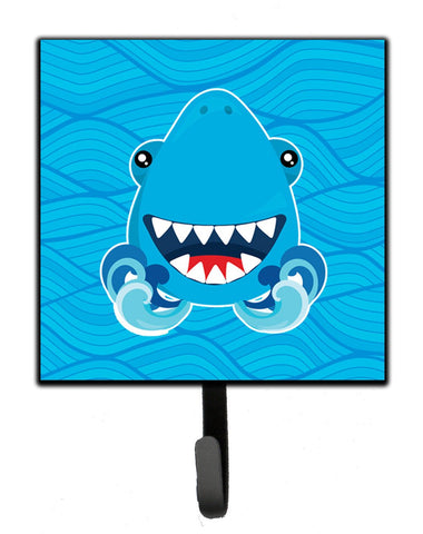 Buy this Shark Open Wide in Waves Leash or Key Holder BB6947SH4