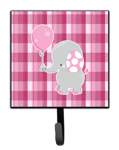 Buy this Elephant with Pink Balloon Leash or Key Holder BB6948SH4