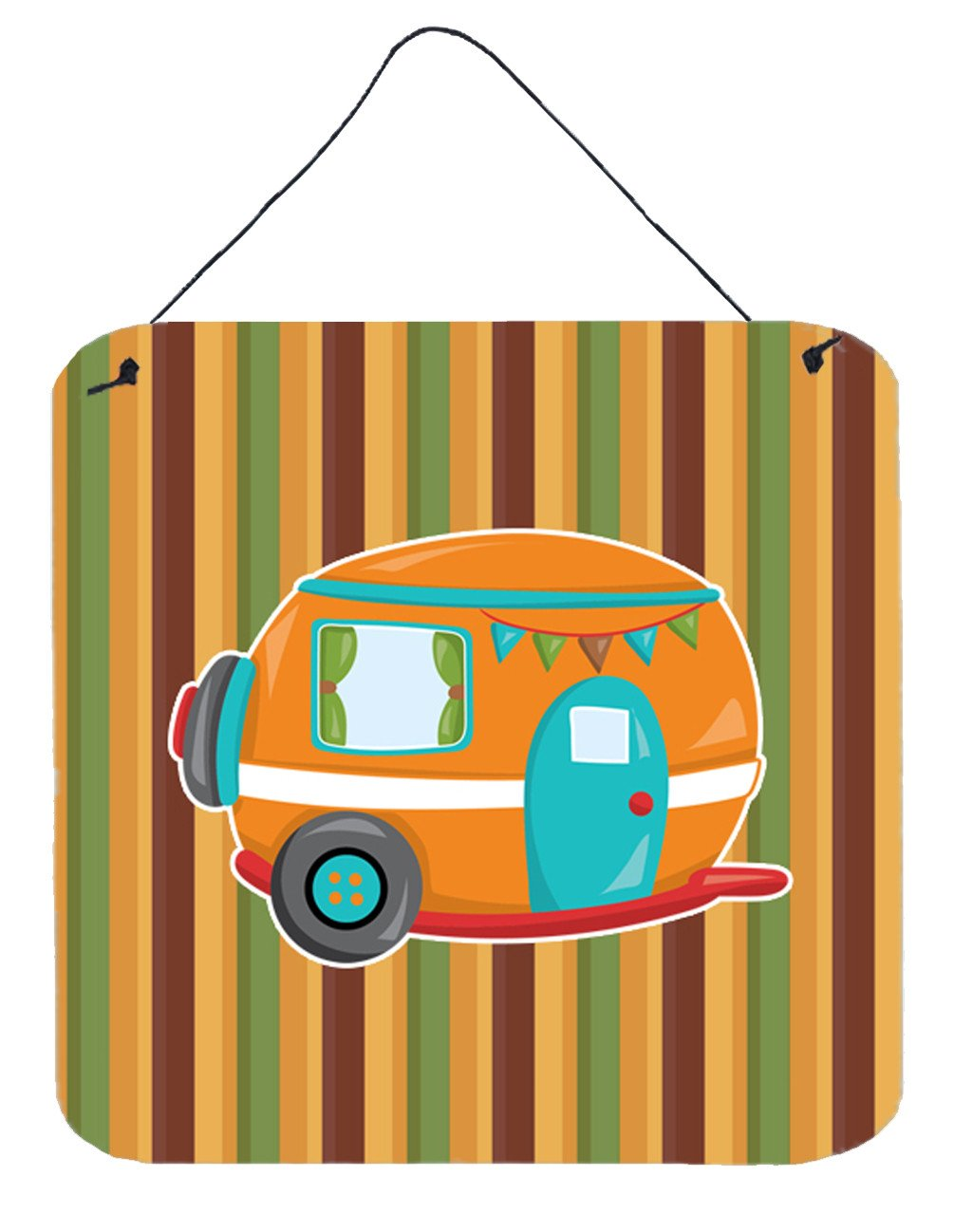 Buy this Retro Camper Wall or Door Hanging Prints BB6956DS66