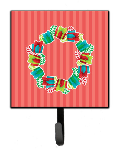 Buy this Christmas Wreath Presents Leash or Key Holder BB6976SH4
