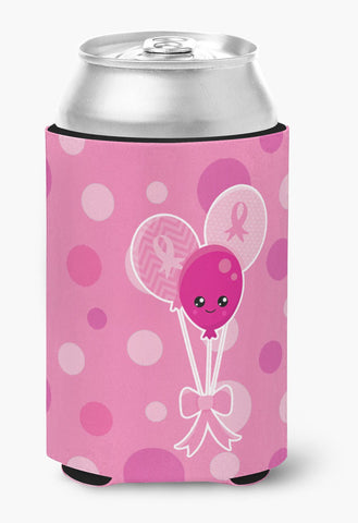Buy this Breast Cancer Awareness Ribbon Balloons Can or Bottle Hugger BB6979CC
