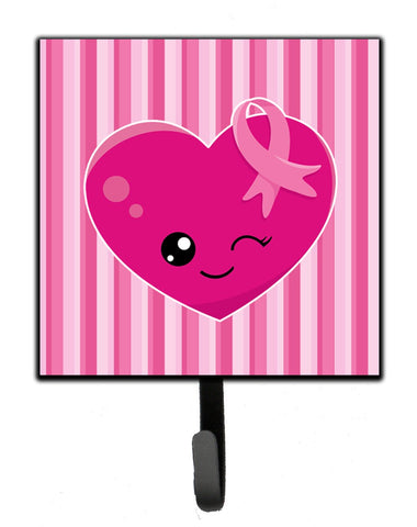 Buy this Breast Cancer Awareness Ribbon Heart Leash or Key Holder BB6982SH4