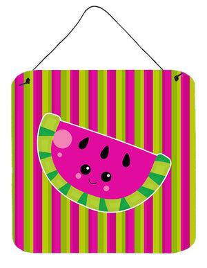Buy this Watermelon Face Wall or Door Hanging Prints BB6987DS66