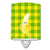 Banana Face Ceramic Night Light BB6993CNL by Caroline's Treasures
