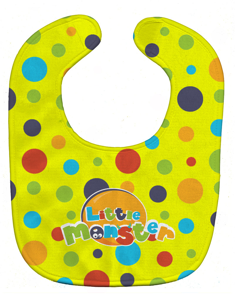 Buy this Little Monster Baby Bib BB7006BIB