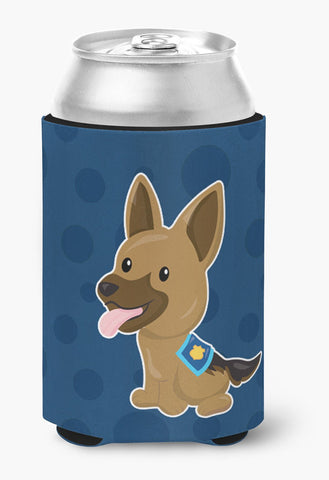 Buy this Police German Shepherd Can or Bottle Hugger BB7010CC