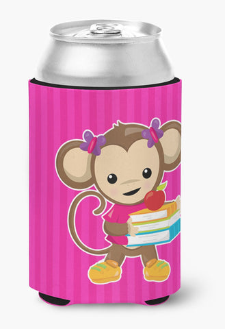 Buy this Monkey and School books Can or Bottle Hugger BB7018CC