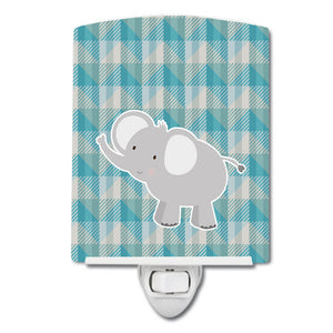 Buy this Elephant Ceramic Night Light BB7022CNL