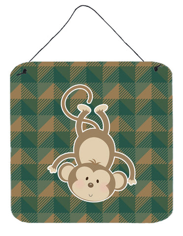 Buy this Monkey Wall or Door Hanging Prints BB7023DS66