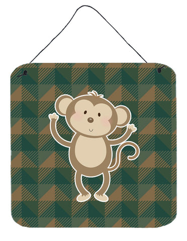 Buy this Monkey Wall or Door Hanging Prints BB7025DS66