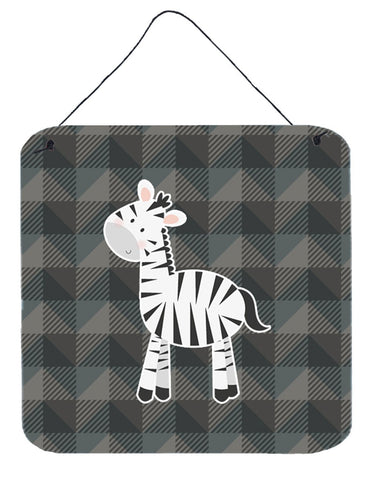 Buy this Zebra Wall or Door Hanging Prints BB7026DS66