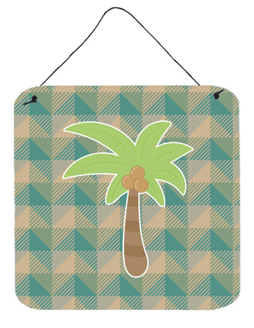 Buy this Palm Tree Wall or Door Hanging Prints BB7028DS66