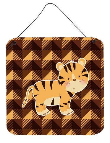 Buy this Tiger Wall or Door Hanging Prints BB7029DS66
