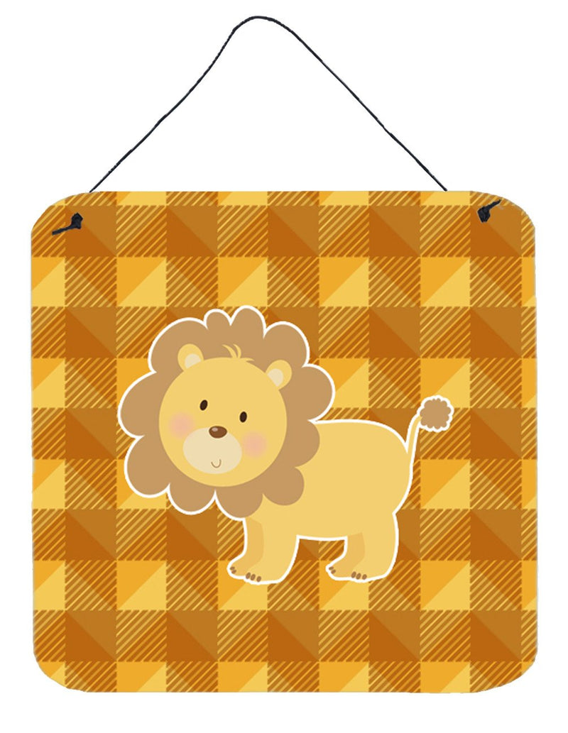 Buy this Lion Wall or Door Hanging Prints BB7032DS66