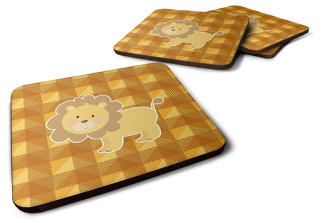 Buy this Lion Foam Coaster Set of 4 BB7032FC