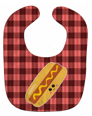 Buy this Hot Dog Face Baby Bib BB7045BIB