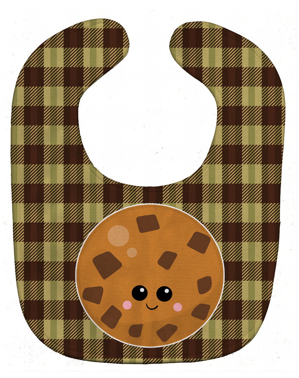 Cookie Face Baby Bib BB7046BIB by Caroline's Treasures