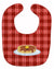 Pancake Face Baby Bib BB7049BIB by Caroline's Treasures