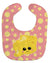 Buy this Cheese Head Face Baby Bib BB7052BIB