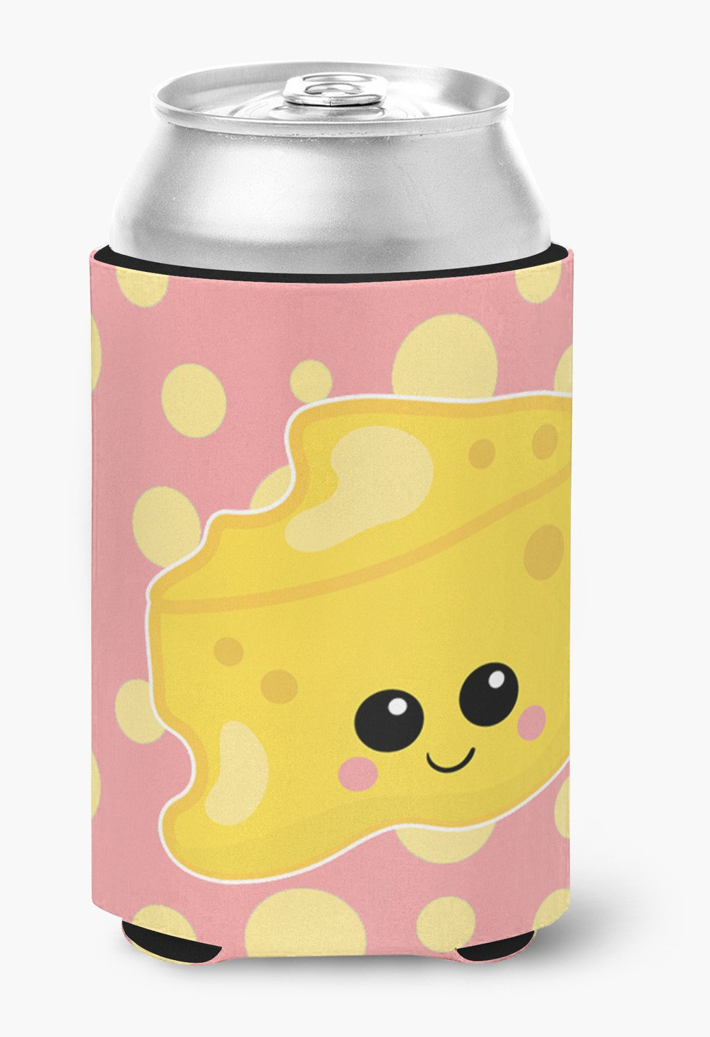Buy this Cheese Head  Face Can or Bottle Hugger BB7052CC
