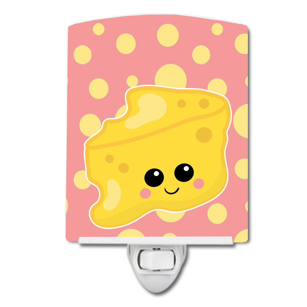 Buy this Cheese Head  Face Ceramic Night Light BB7052CNL