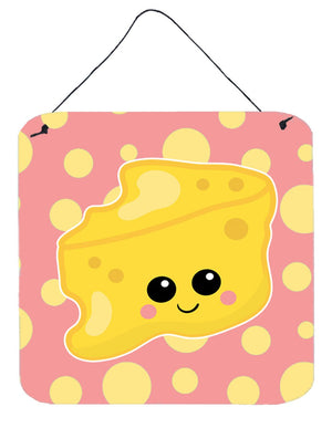 Buy this Cheese Head  Face Wall or Door Hanging Prints BB7052DS66