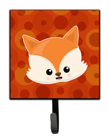Buy this Baby Fox Face Polkadots Leash or Key Holder BB7089SH4