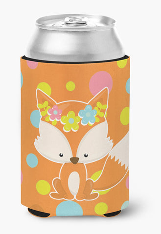 Buy this Baby Fox Flowerchild Polkadots Can or Bottle Hugger BB7091CC
