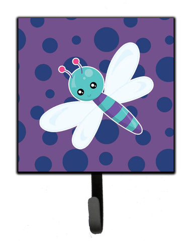 Buy this Dragonfly on Purple Polkadots Leash or Key Holder BB7099SH4
