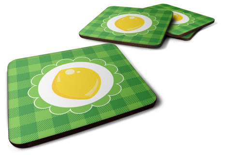 Buy this Lemon Foam Coaster Set of 4 BB7107FC