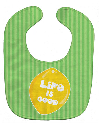Buy this Lemon Life is Good Baby Bib BB7108BIB
