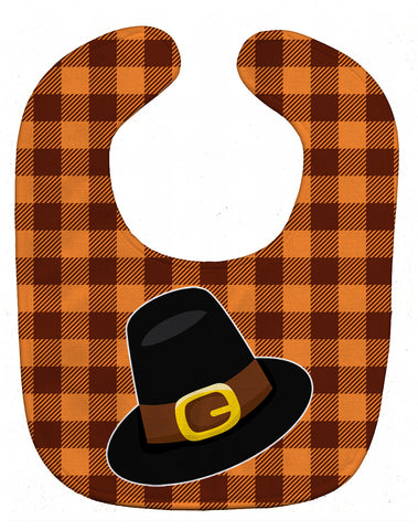 Buy this Thanksgiving Pilgrim Hat Baby Bib BB7112BIB