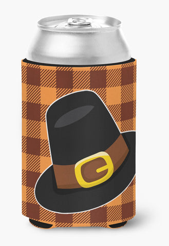 Buy this Thanksgiving Pilgrim Hat Can or Bottle Hugger BB7112CC