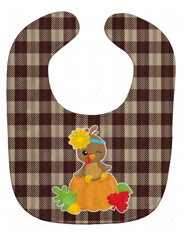 Buy this Thanksgiving Baby Turkey Baby Bib BB7113BIB