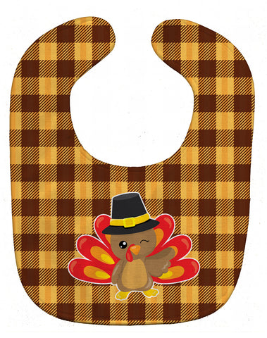 Buy this Thanksgiving Turkey Wink Baby Bib BB7114BIB