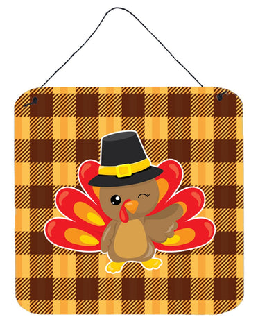 Buy this Thanksgiving Turkey Wink Wall or Door Hanging Prints BB7114DS66