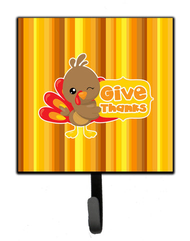 Buy this Thanksgiving Turkey Give Thanks Leash or Key Holder BB7115SH4