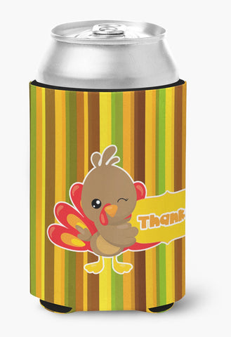 Buy this Thanksgiving Turkey Thanks Can or Bottle Hugger BB7116CC