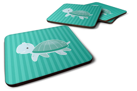 Buy this Sea Turtle Foam Coaster Set of 4 BB7117FC