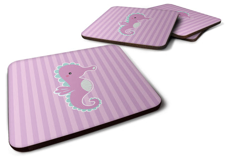 Buy this Seahorse Foam Coaster Set of 4 BB7119FC