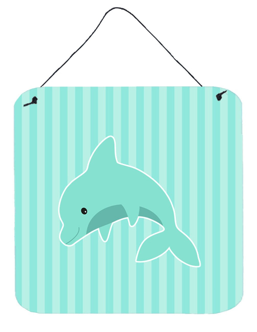Buy this Dolphin Wall or Door Hanging Prints BB7120DS66