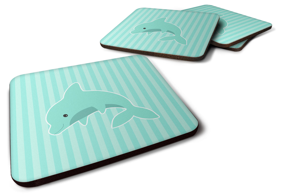 Buy this Dolphin Foam Coaster Set of 4 BB7120FC