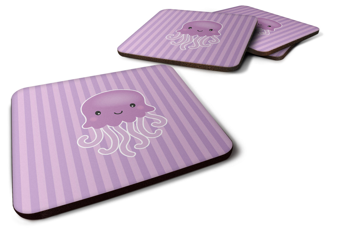 Buy this Jellyfish Foam Coaster Set of 4 BB7122FC
