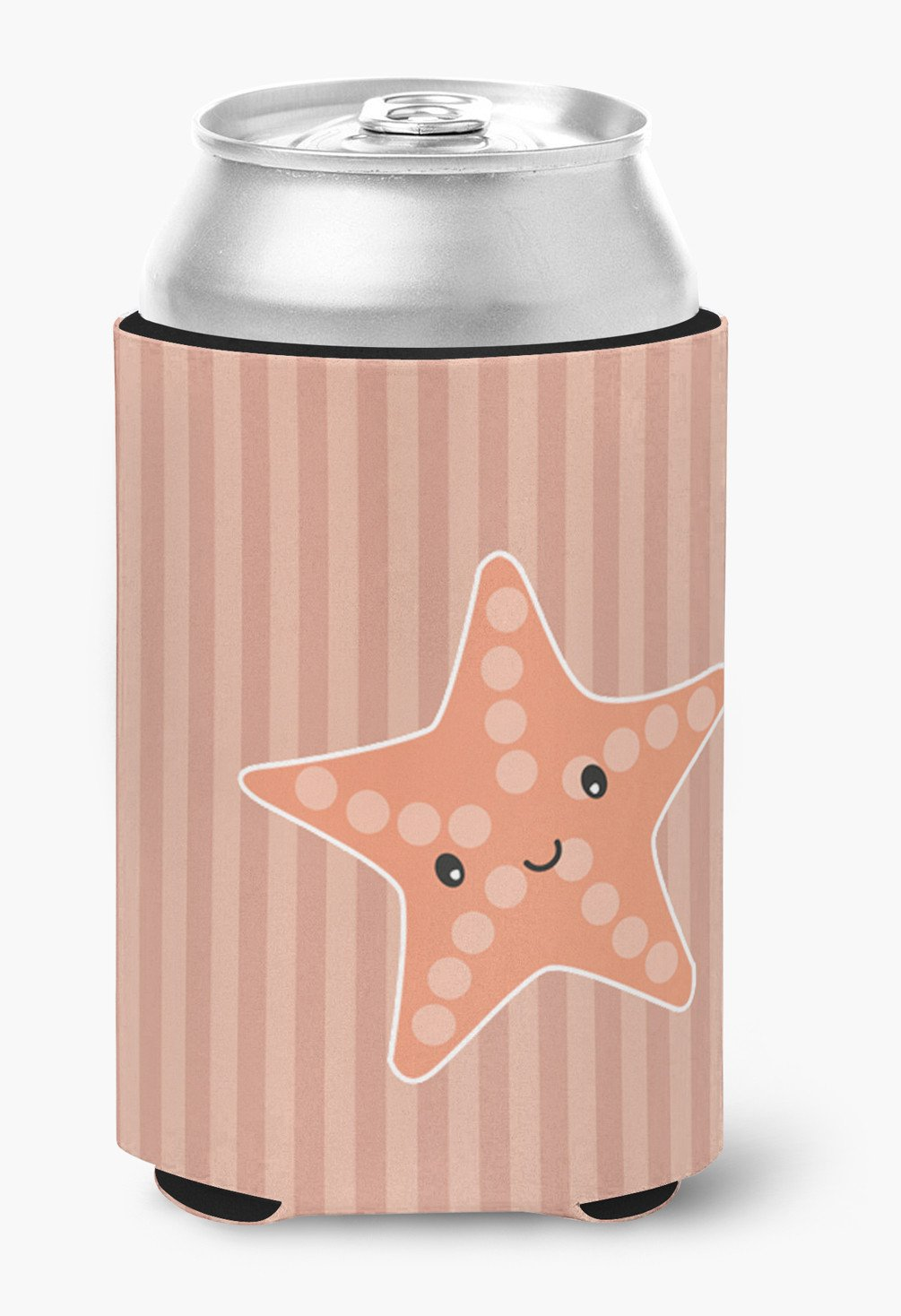 Starfish Can or Bottle Hugger BB7126CC by Caroline's Treasures