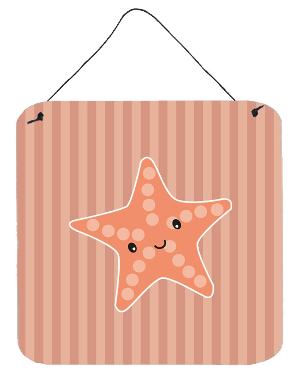 Starfish Wall or Door Hanging Prints BB7126DS66 by Caroline's Treasures