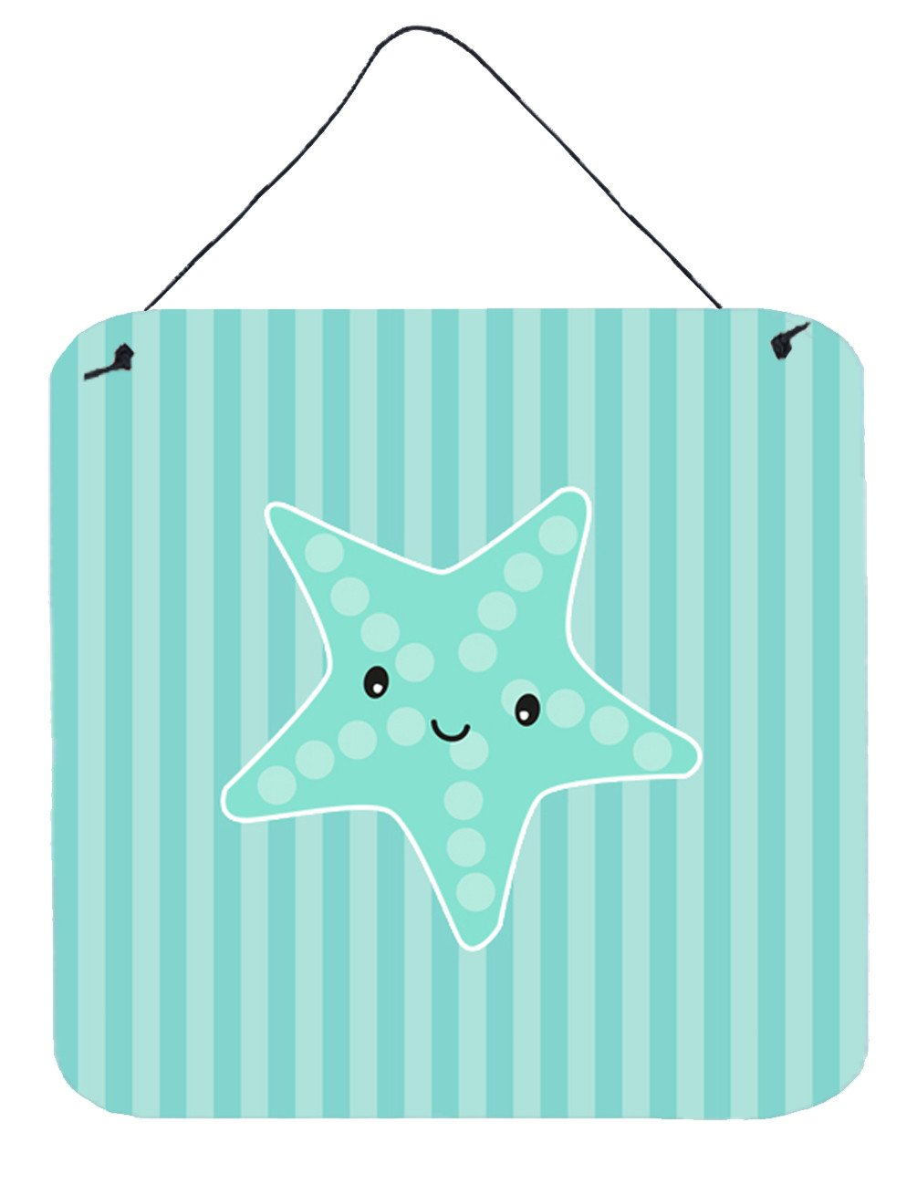 Starfish Wall or Door Hanging Prints BB7127DS66 by Caroline's Treasures